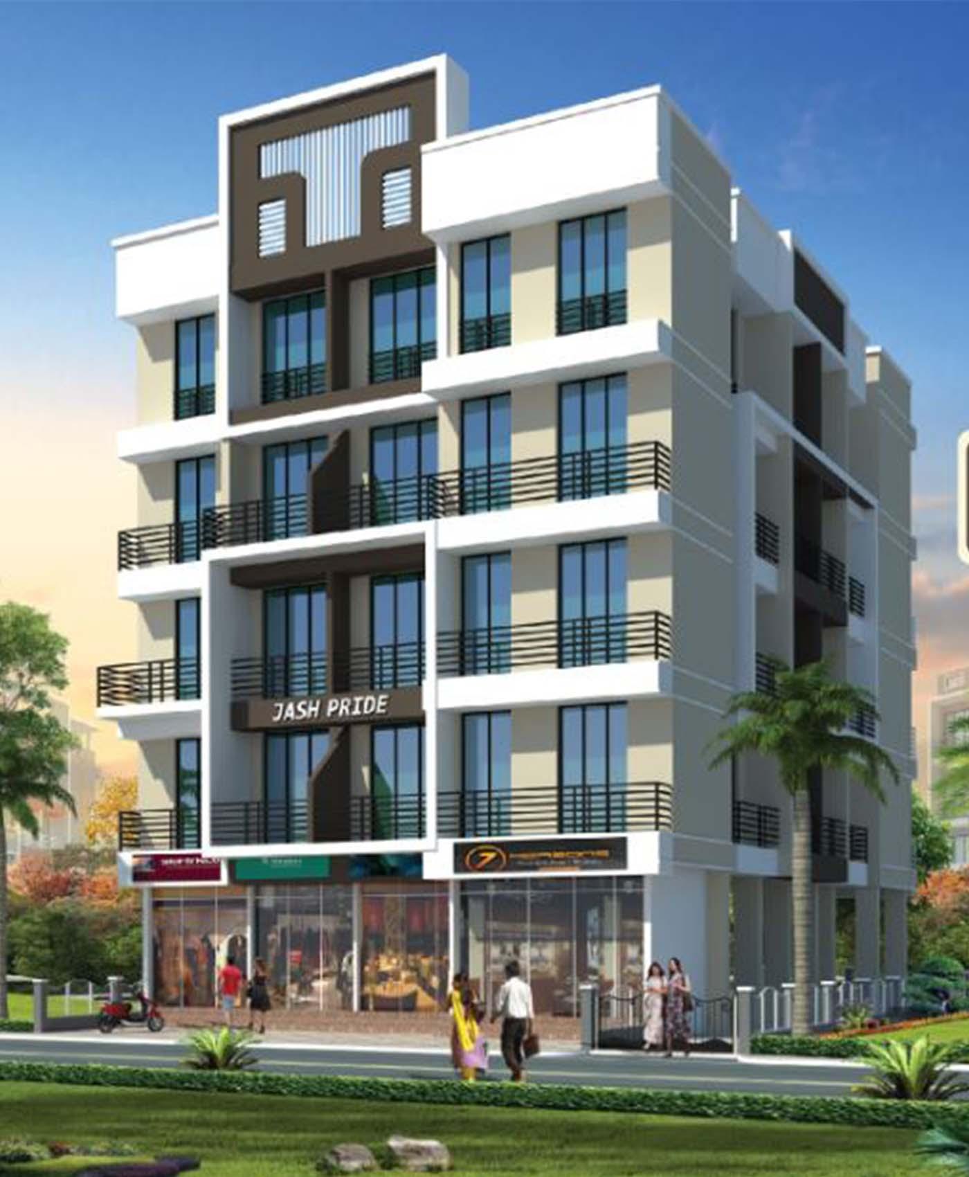 Copper Terrace Apartments: Affordable Flats With Terrace In Panvel, Navi Mumbai