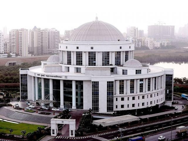 navi mumbai municipal corporation turbhe real estate builders developers 1 2bhk flats panvel khopoli neral
